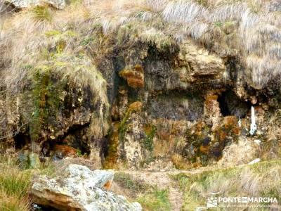 Hoces y cañones del Río Piedra y del Río Gallo -- Laguna Gallocanta - excursiones y senderismo;se
